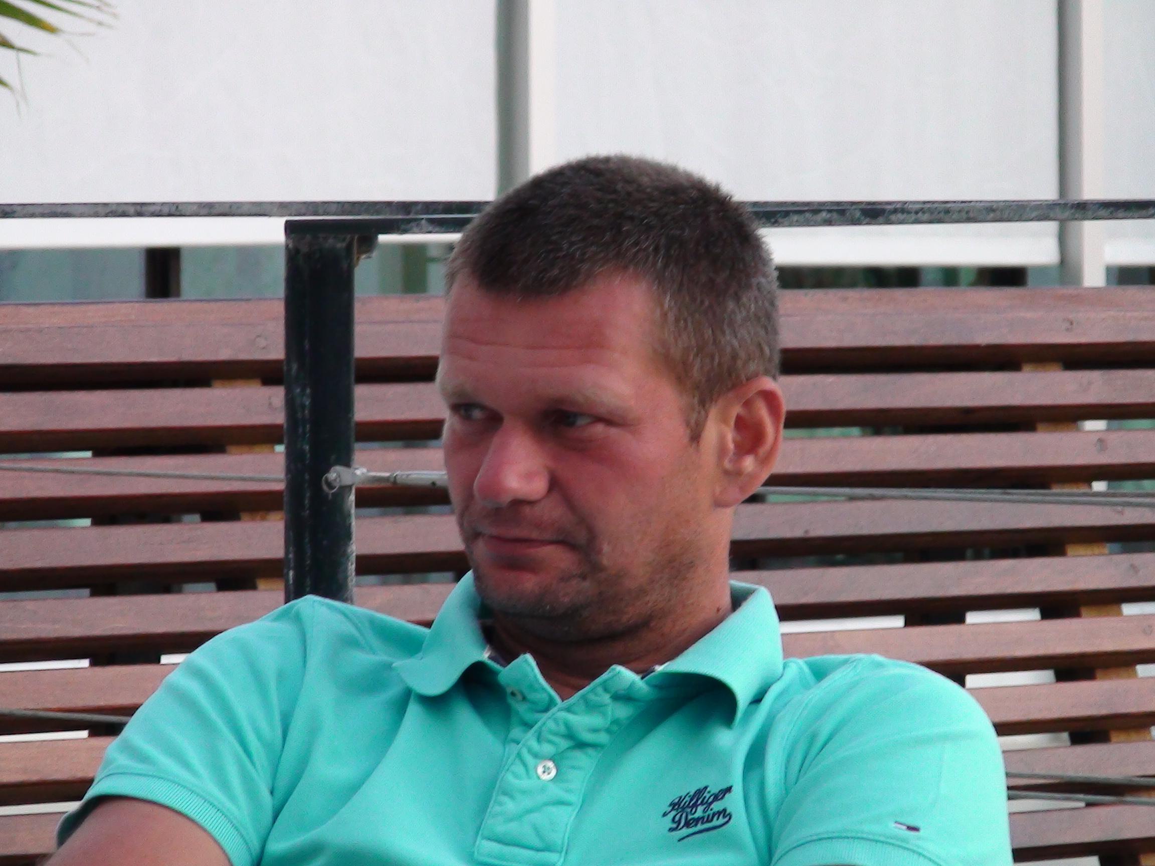 Stéphane VANDEKERKHOVEN